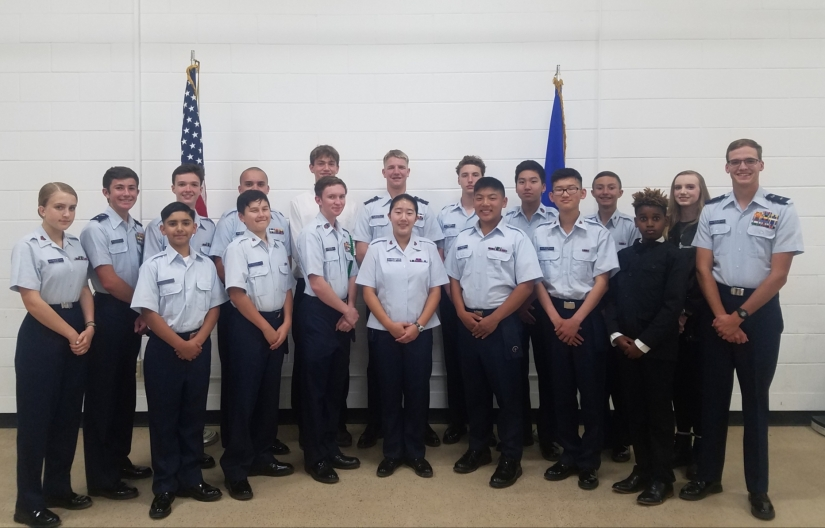 2019Cadets group